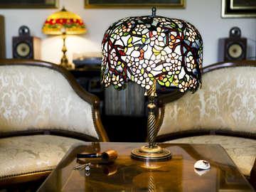 Saint Louis Lamp Repair