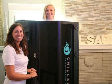 Chill and Body Cryotherapy - Historic Roswell