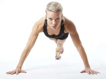 Aubrey Worek at FitnessEnvi