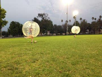 Bubble Soccer Orange County