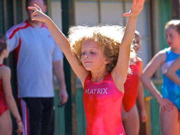 Matrix Gymnastics
