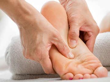 Gold Spa Foot Reflexology