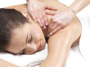 Spring Water Health Massage
