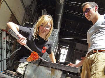 Tulsa Glass Blowing Studio