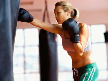 Girl Fight: Fitness and Martial Arts Fusion