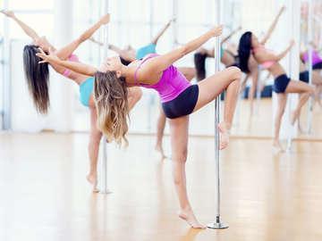 Blush Pole Fitness & Dance