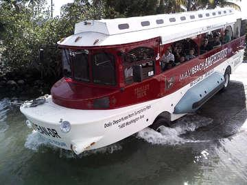 Pirate Duck Tours