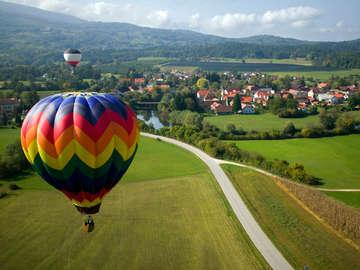 Wine Country Balloons