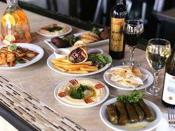 Mediterranean Harbour Bar & Grill