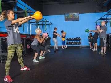 Zone 4 Fitness