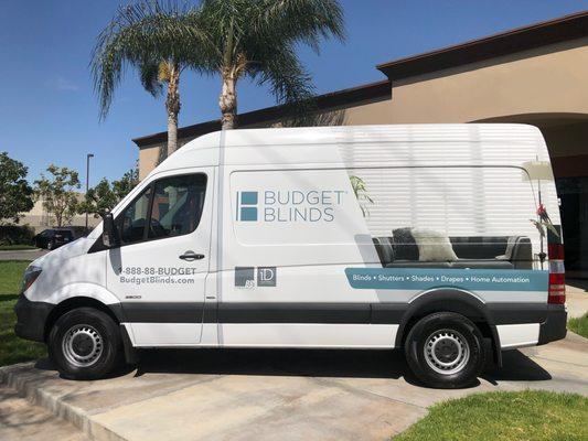 Budget Blinds serving Greensburg