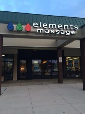 Elements Massage - Allentown