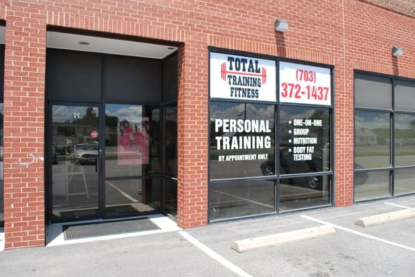 Total Training Fitness