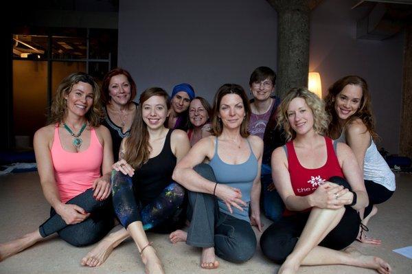 The Center Yoga @ Ice House Studios