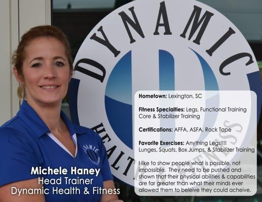Dynamic Health & Fitness