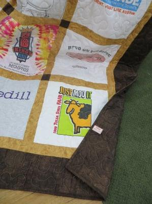 T-Shirt Quilts of Texas