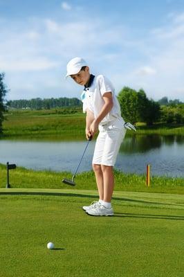 Golf in Schools