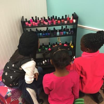 Nail Talk Kids Spa