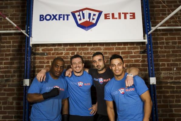 BoxFit Elite Training