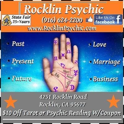 Rocklin Psychic