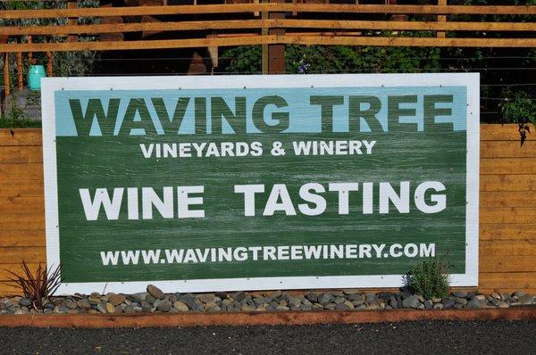 Waving Tree Winery