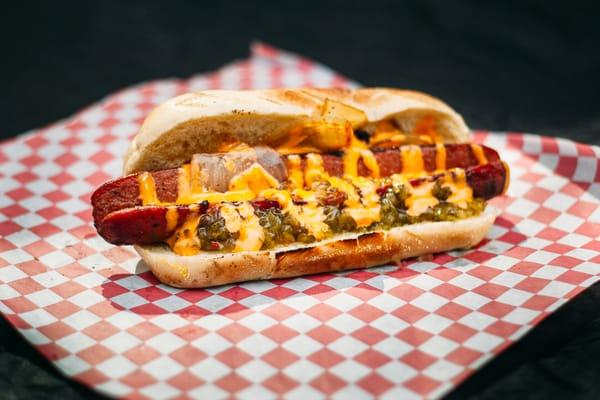 Mad Dawg's Hot Dogs