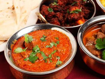 Dhaniya Drums Indian Food