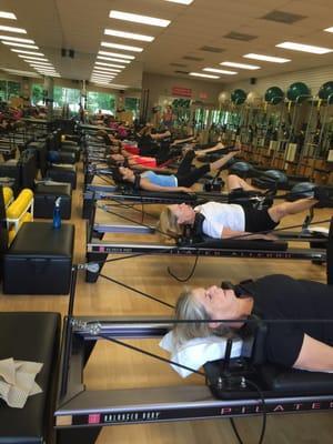 Pilates of Weston Inc