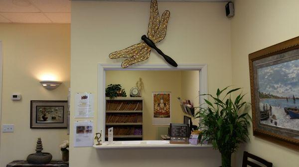 Lotus Blossom Clinic - David Martin AP