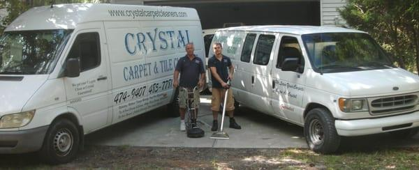 Crystal Carpet Cleaning