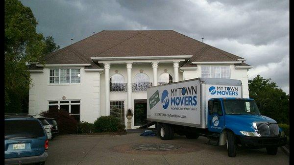 My Town Movers Inc.