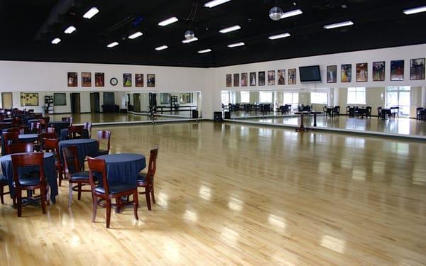 National Dance Clubs, Ballroom Studio