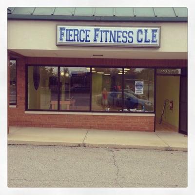 Fierce Fitness CLE