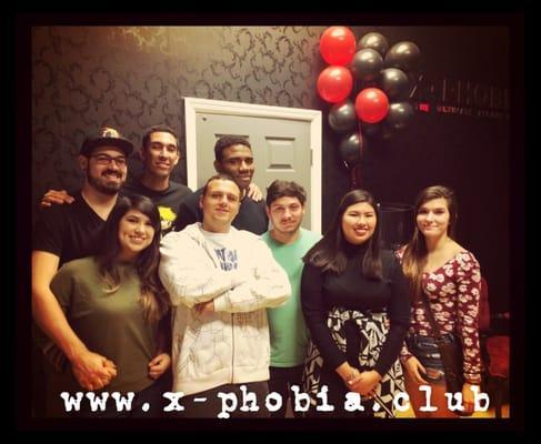 X-Phobia Club