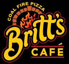 BRITT'S COAL FIRE PIZZA