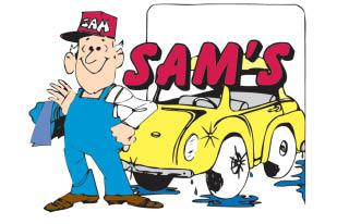 SAM'S CAR WASH