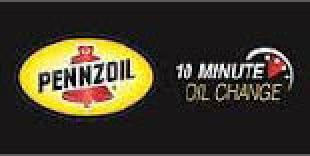 PENNZOIL 10 MINUTE/OIL SHOP