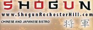 Shogun Chinese & Japanese Bistro