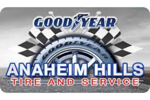 Anaheim Hills Tire & Service