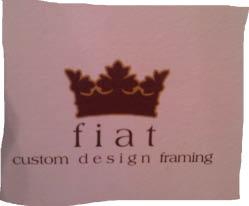 Fiat Custom Design Framing