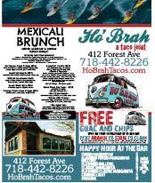 Ho Brah Tacos Staten Island