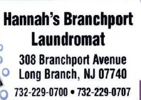 Hannah's Branchport Laundromat