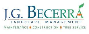 Jg Becerra Landscape Management