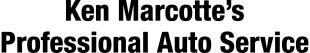 Ken Marcotte's Professional Auto Service