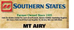 SOUTHERN STATES- MT. AIRY