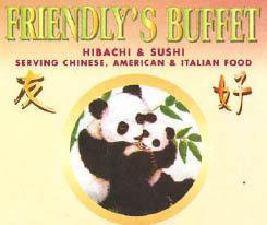 Friendly Chinese Buffet