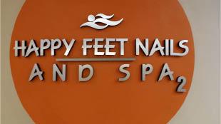 Happy Feet Nails & Spa #2 (12.15)
