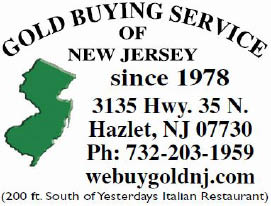 GOLD BUYING SERVICES