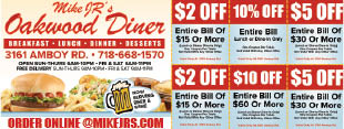 Mike's Oakwood Diner