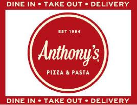 Anthony's Pizza & Pasta Drycreek